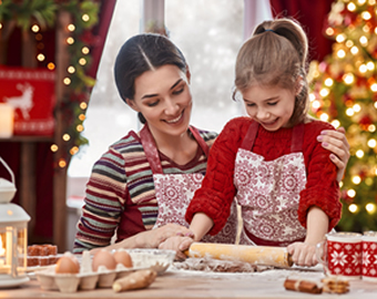 Holiday Prepared Foods Menu